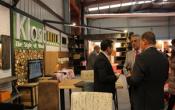 Empresas lucentinas presentan sus nuevos productos en la Feria del Mueble de Zaragoza
