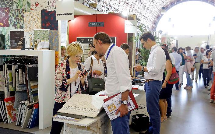 HOME TEXTILES PREMIUM LLENA LA CAJA MÁGICA DE MADRID CON 98 MARCAS EXPOSITORAS